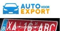 Belgische export kenteken