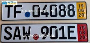 Duitse kenteken