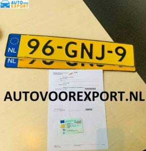 auto export documenten